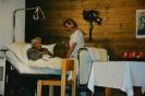 1996 Advent heist Ankunft