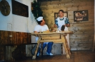 1997 Zwei Herren spielen Dame